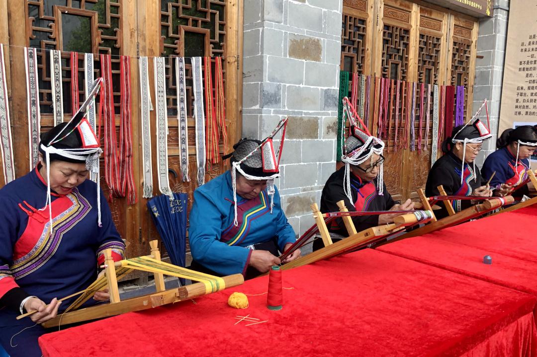 三月三 看畲乡!景宁举行畲族特色民俗文化展示活动