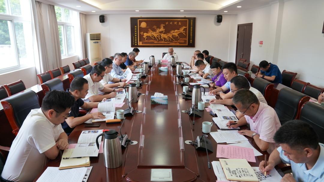 深化对接合作  携手共赢发展 景宁·中国电建集团对接合作座谈会召开