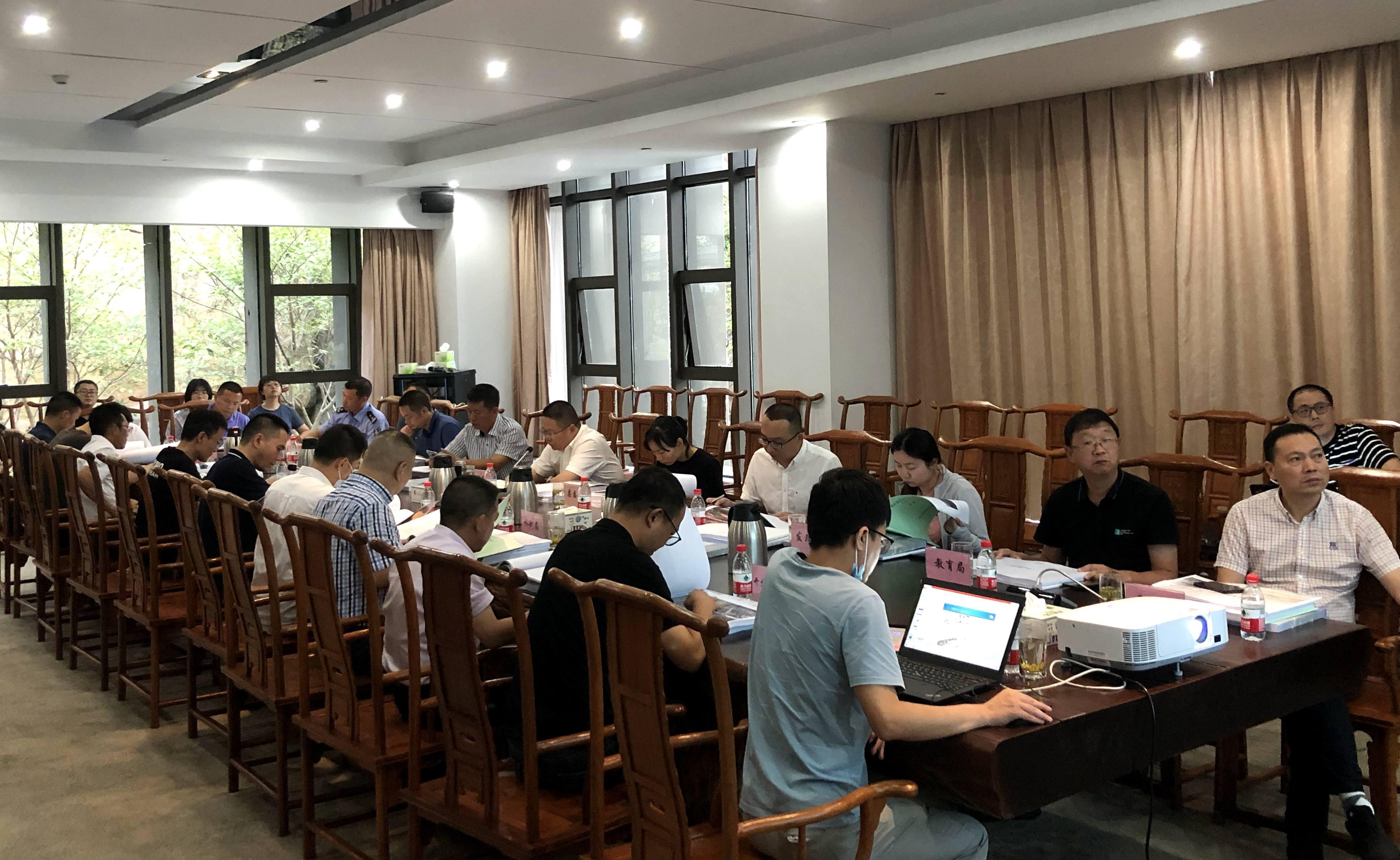 景宁县规划委员会2021年第3次会议召开