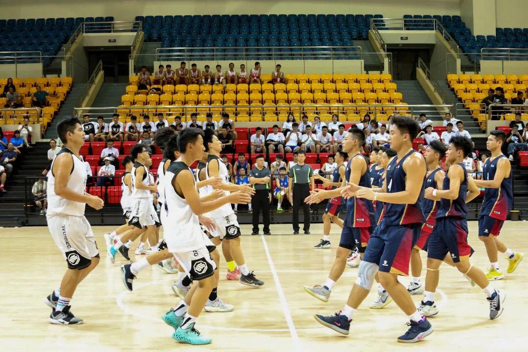 以篮球之名!景宁新体育馆迎来首场市级体育盛会